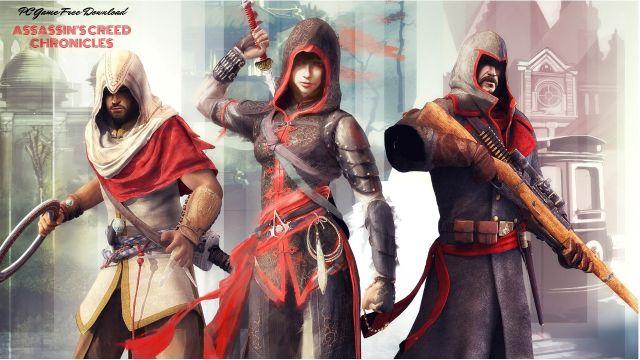 Assassins credd chronicles game download