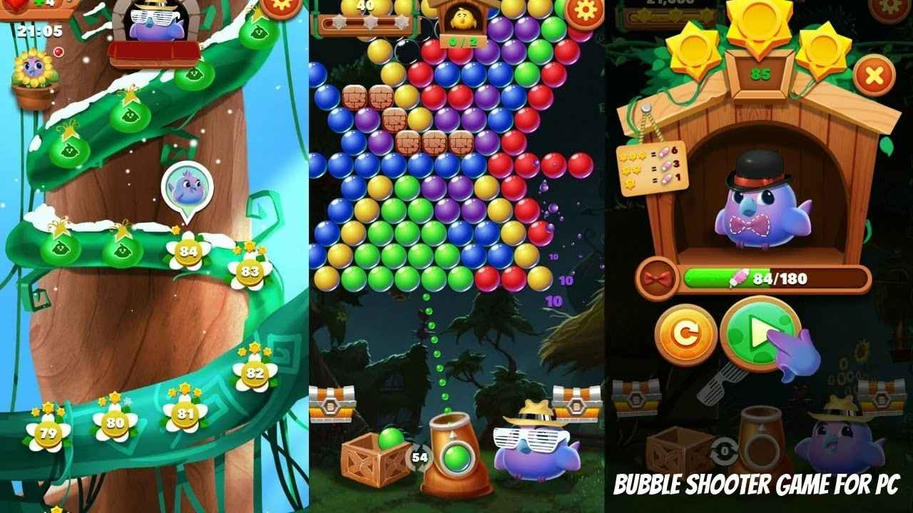 Bubble Shooter Game for PC (1)