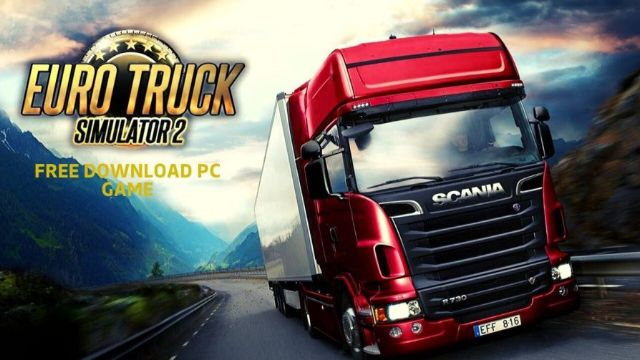 Euro Truck Simulator 2  Download for PC