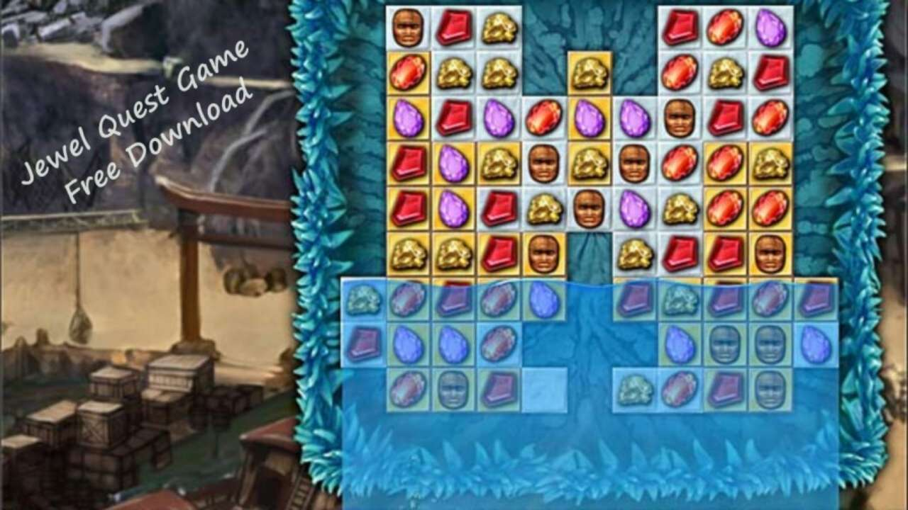 game jewel quest free download