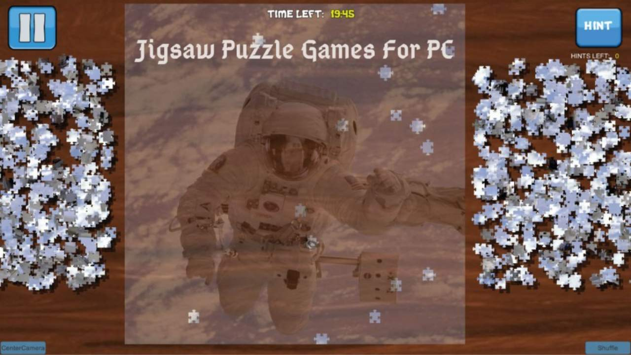 Jigsaw Puzzle Games For PC