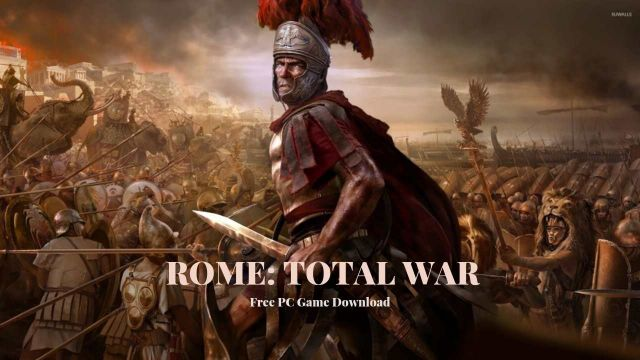 Rome total war game download