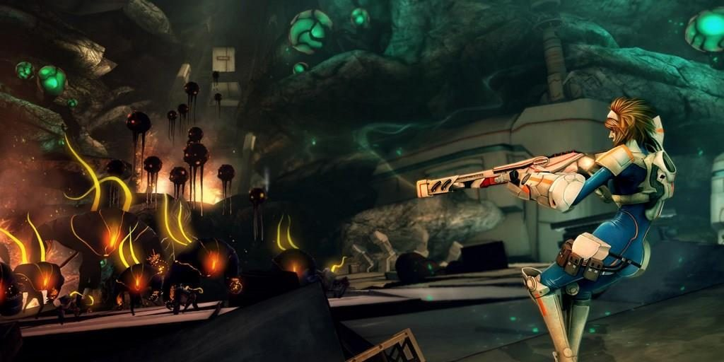 ScreenShots of Sanctum 2 Pc download