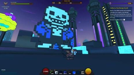Some Screenshots Of Trove PC Game