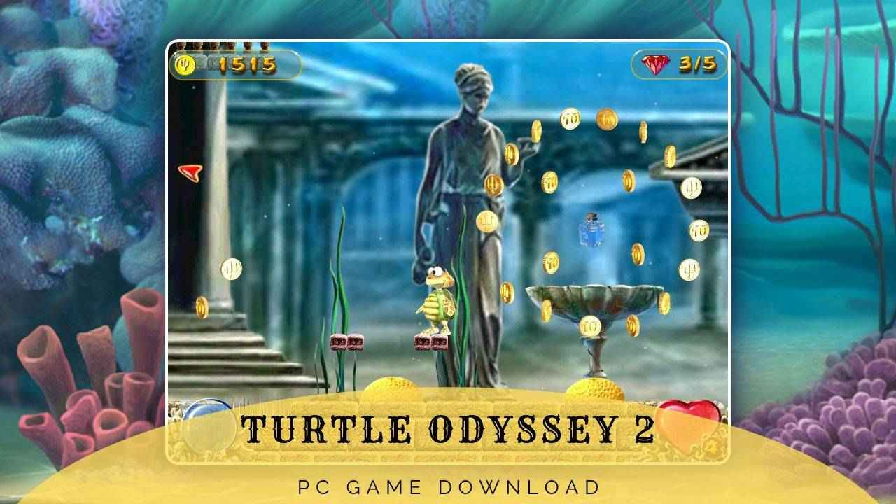 Turtle Odyssey 2 Game