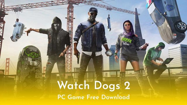 watch dog pc game