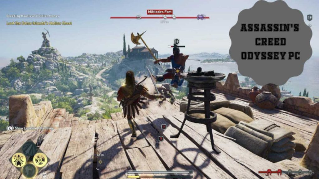 assassin's creed odyssey game for PC