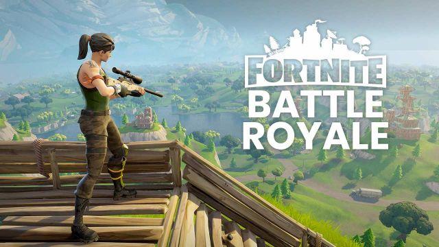 fortnite battle royale download pc