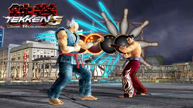 tekken 5 pc game download