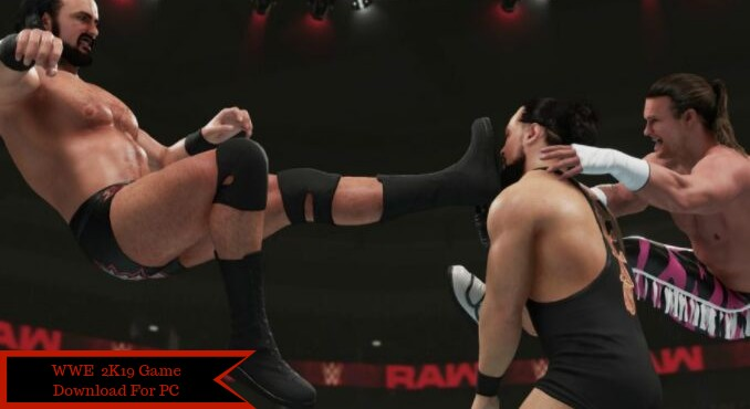 WWE 2K2019 Game