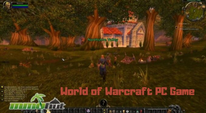 ScreenShots Of World of Warcraft PC Game