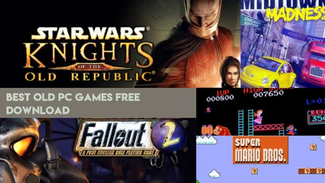 best old pc games download free