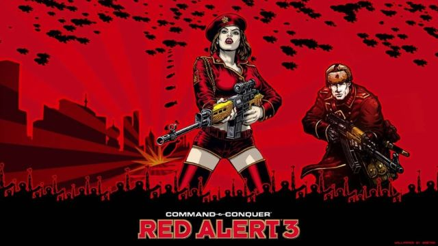 Command & Conquer_ Red Alert 3