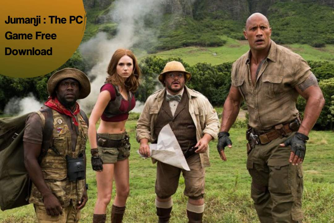 Jumanji PC Game Download