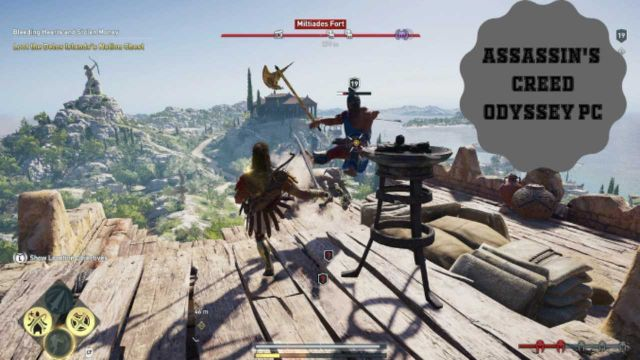 Assassin's  Creed Odyssey SS