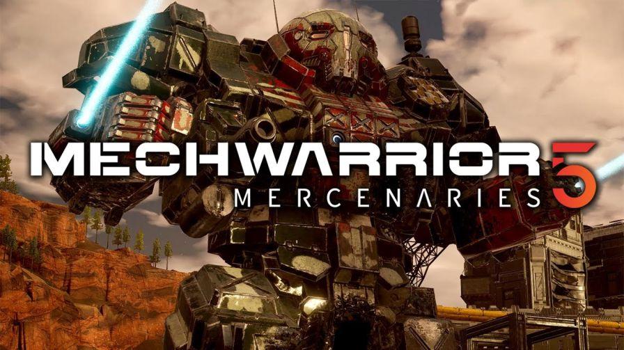 MechWarrior 5_ Mercenaries