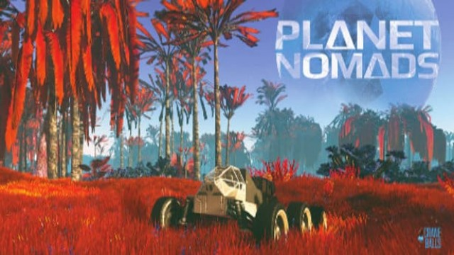 Planet Nomads Game