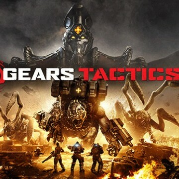 Gears Tactics Game