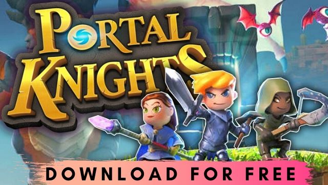 Portal Knights Game Download