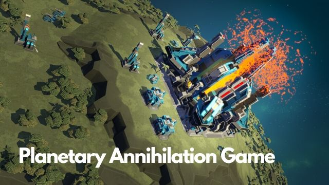 Planetary Annihilation Game Download