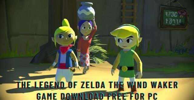 The Legend of Zelda Game Download