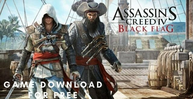 Assassin's Creed IV Black Flag game download