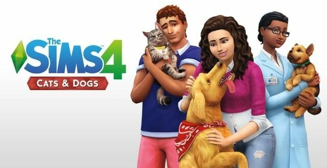 The Sims 4 Cats & Dog Game Download