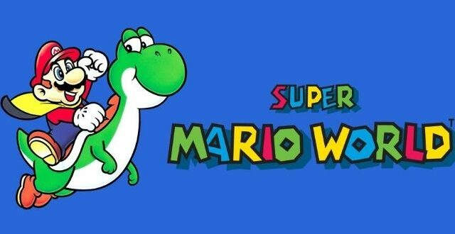 Super Mario World Game Download
