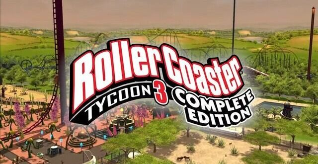 The RollerCoaster Tycoon 3: Complete Edition
