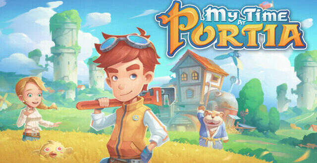 My time at portia game download