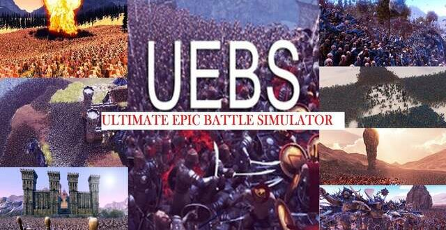 Ultimate Epic Battle Simulator free game download