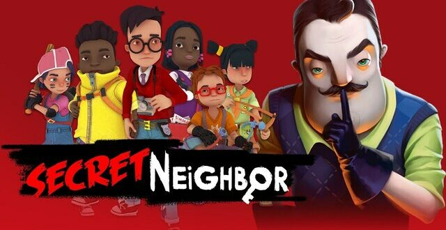 secret neighbor game download for pc