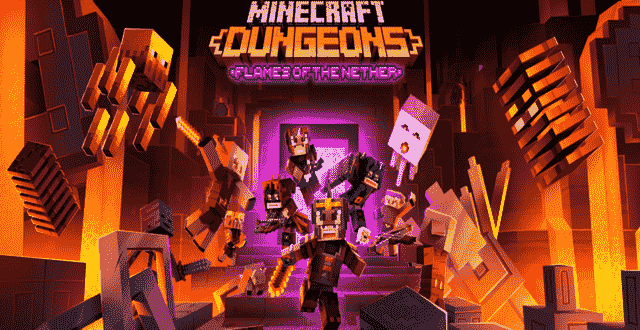 Minecraft dungeons game download for pc